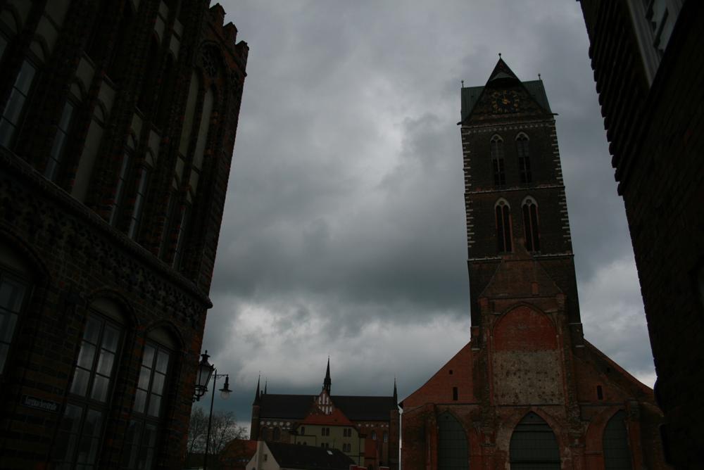 Wismar und seine Backsteingotik