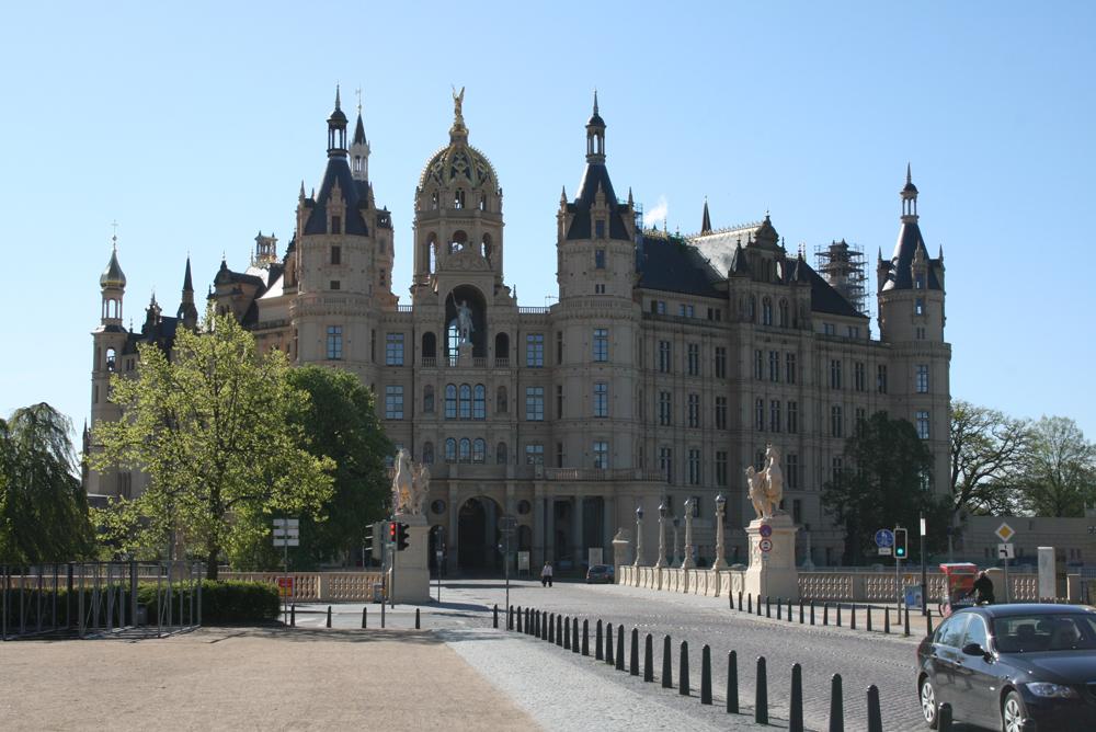 Schweriner Schloß – Sitz des Landtages