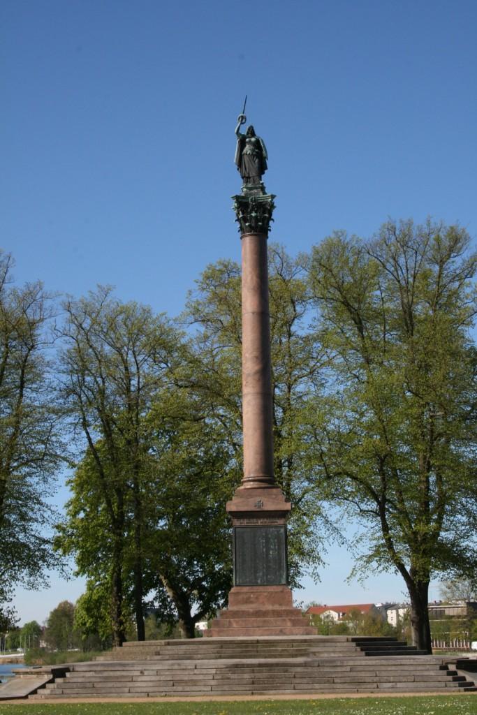 Siegessäule in Schwerin
