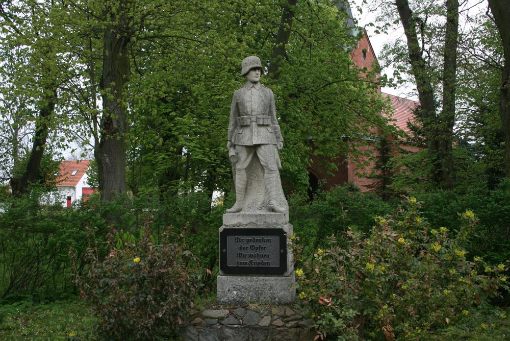 Denkmal auf Usedom